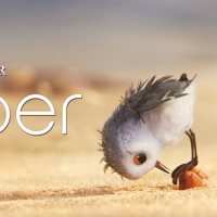 "Watch Disney/Pixar's ""Piper"" Free (limited time only)"