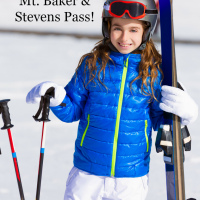5th Graders: Ski FREE at Stevens Pass & Mt. Baker