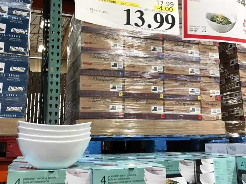 Set of Bowls at Costco