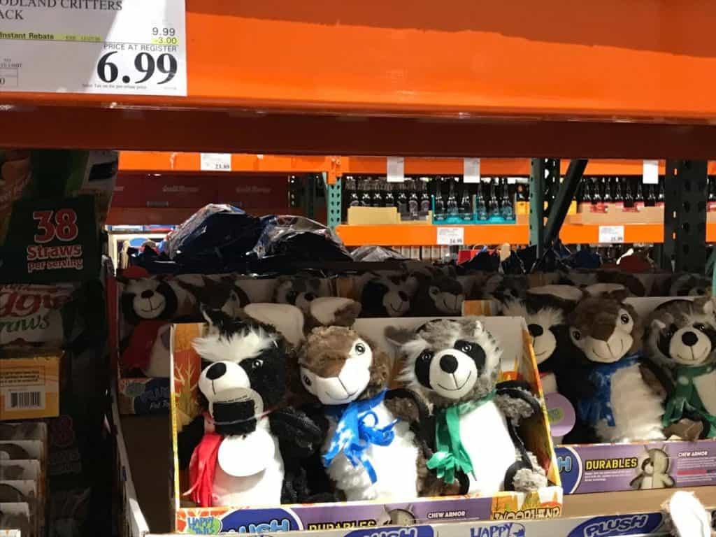 Pet Toys at Costco