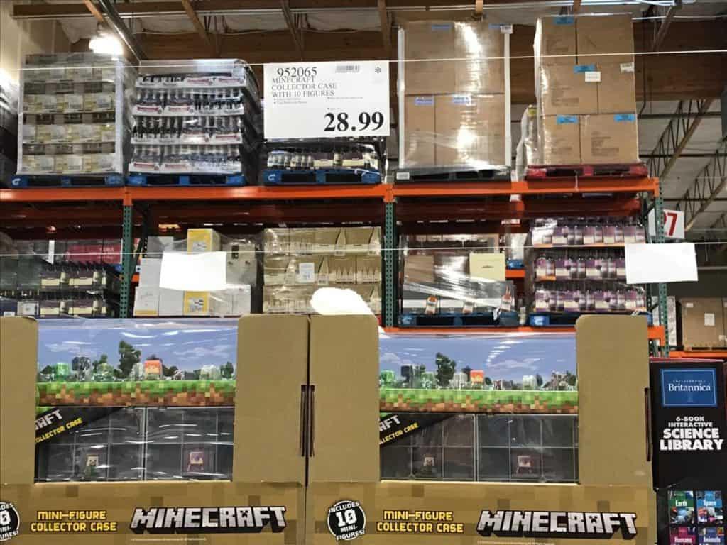Minecrafter Collector Case