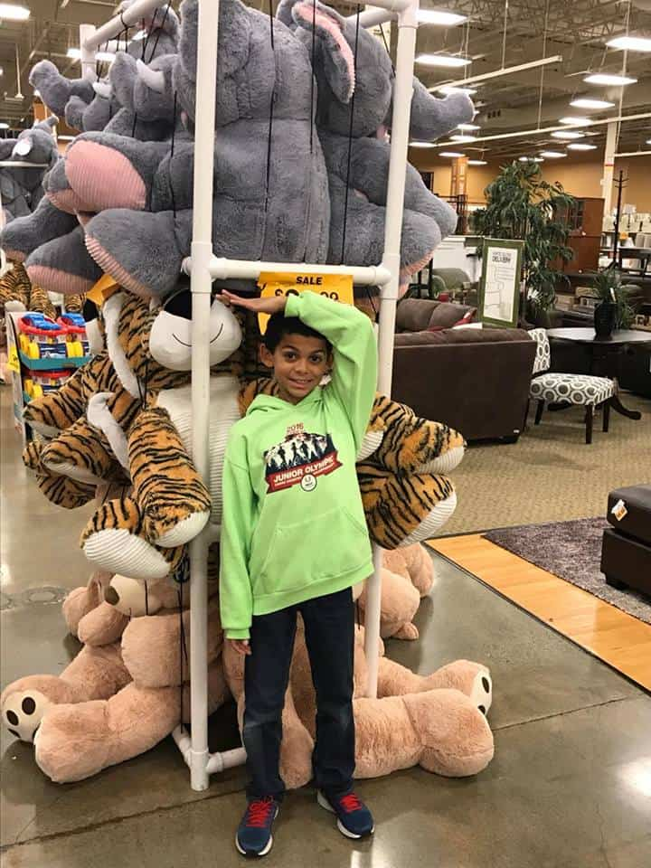 Larger Stuffed Animals