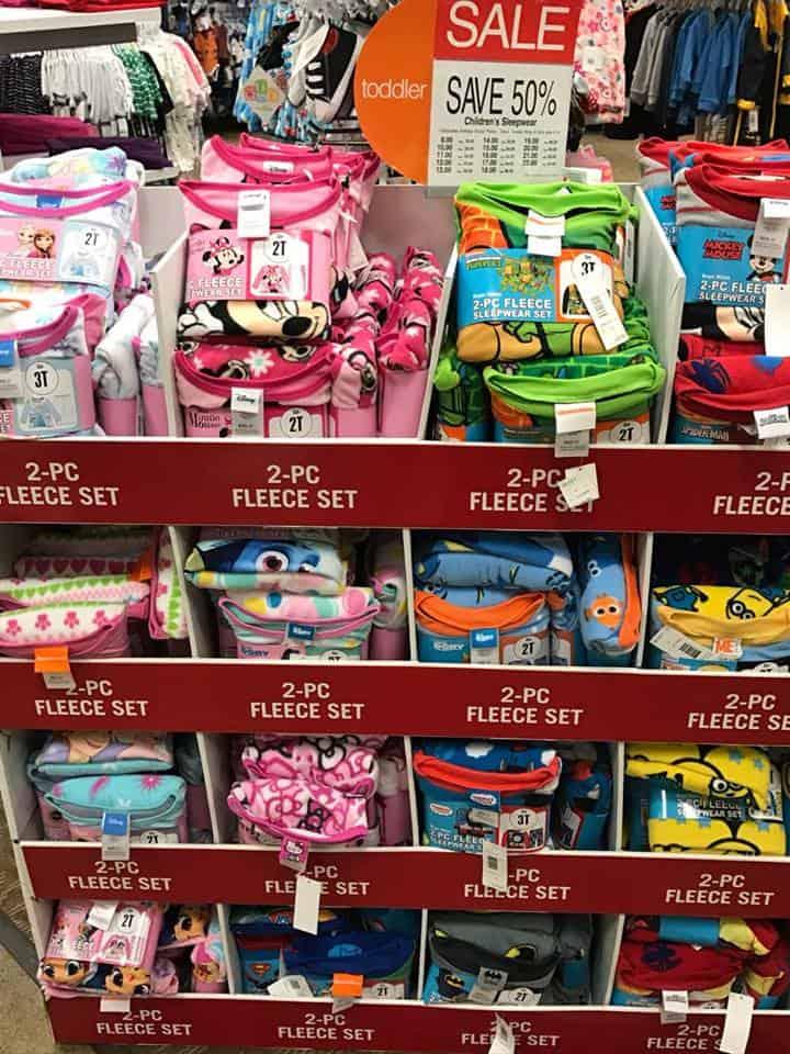 Children's 2-Piece Fleece Set