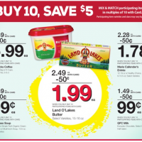 QFC: Buy 10, Save $5 Promotion (11/2 – 11/15) *UPDATED with Unadvertised Deals!*