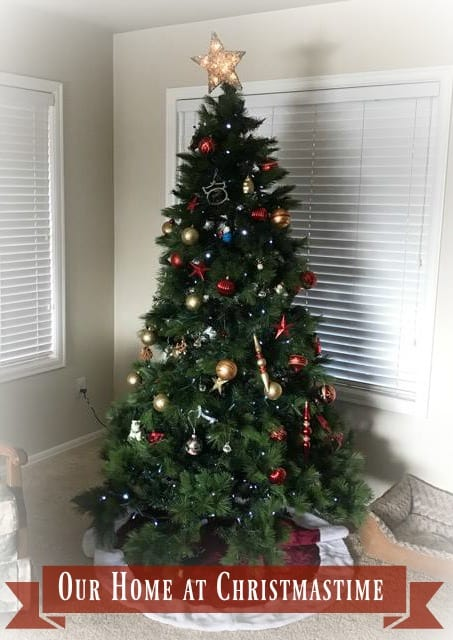 We Decorated our House for Christmas: a brief tour ;)