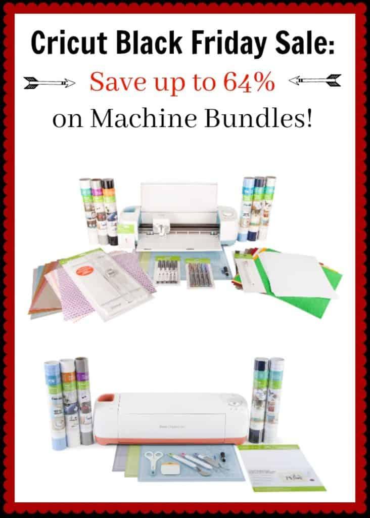 Cricut Black Friday Sale: Save over half on Machine Bundles