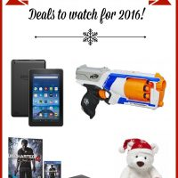 Amazon Cyber Monday {Week!}: Deals to Watch for 2016