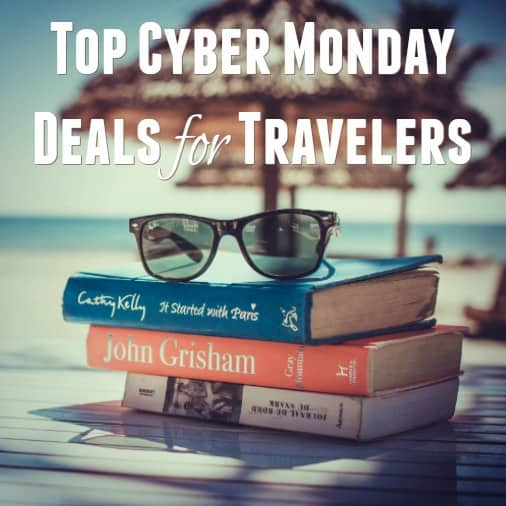 Top Cyber Monday Deals for Travelers