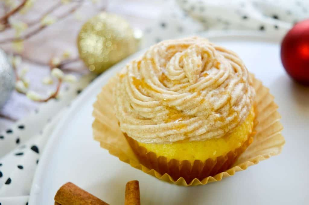 Dulce Leche Cupcakes