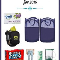 Angela's 10 Favorite Things for 2016