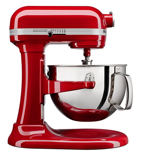Kitchenaid Black Friday 2016 Amazon: Amazon Cyber Monday: Professional Kitchenaid Mixer, $219