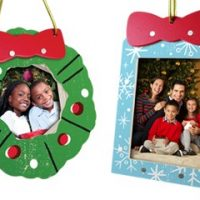 Lowe's: Build FREE Christmas Ornaments on 12/3
