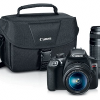 Amazon: Canon EOS Rebel T6 Bundle $449.99 (reg $749.99) – lowest price!