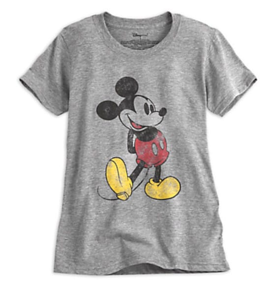 Heathered Tee from Disney Store