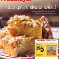 Fred Meyer Extra Savings Booklet 11/9 - 12/6