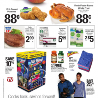 Fred Meyer Coupon Deals 11/6 – 11/12: $0.88/lb Apples, $0.88/lb Fryers & More!