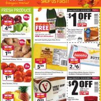 Grocery Outlet Ad 11/15 – 11/22: Martinelli's Sparkling Cider for $1.33 each!