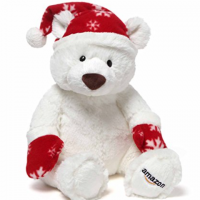 Amazon 2016 Holiday Gund Bear: FREE with $100 toy Purchase