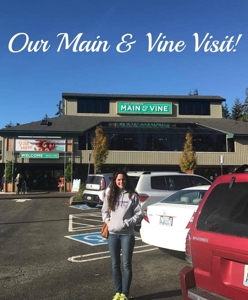 Our Main & Vine Visit