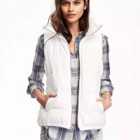 Old Navy: Women's Quilted Vest for $13.50, Quilted Jacket for $26.97 + FREE shipping