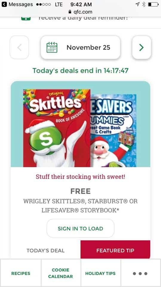 Skittles Storybook
