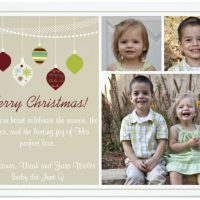 Groupon: Holiday Cards from 29¢ each + FREE shipping!