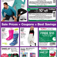 Fred Meyer 3-Day Sale: 12/13 – 12/15