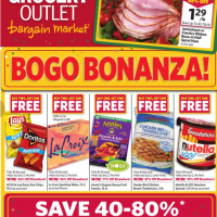 Grocery Outlet Ad 11/30 – 12/6: BOGO Mania!