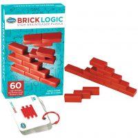 Amazon: Brick Logic Brainteaser Puzzle for $7.50 (50% off)