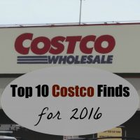 Top 10 Costco Finds for 2016
