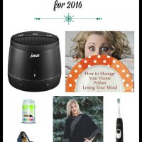 Laura's 10 Favorite Things for 2016