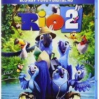 "Amazon: ""Rio 2"" on Blu-ray/DVD/Digital for $4.99!"