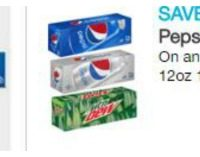 Target: Get 4 Pepsi 12-Pack Cans for $2 (or less) apiece!