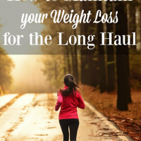 How I've Maintained My Weight Loss for 2 Years {4 Key Mindsets}