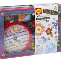 Amazon: Alex My Embroidery Kit, $10.40 (reg. $30)
