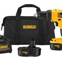 Amazon: Dewalt 18-Volt Compact Drill/Driver Kit, $59.99 (reg. $99) – Lowest Price, 12/21 only!