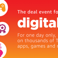 Amazon: Digital Day (December 30th) – Save on Movies, Music, Games & More!