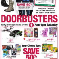 Fred Meyer One Day Only Sale (12/10)