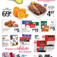 Fred Meyer Weekly Coupon Deals 12/4 – 12/10: Spiral Sliced Ham $1.49/lb + More!