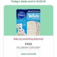 Fred Meyer/QFC/Kroger: FREE Pillsbury Cake Ecoupon (12/16 only)