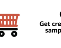 Amazon: Try it First with Samples (for Prime Members)