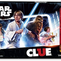 Amazon: Star Wars Themed Clue Board Game $15 – Lowest Price!