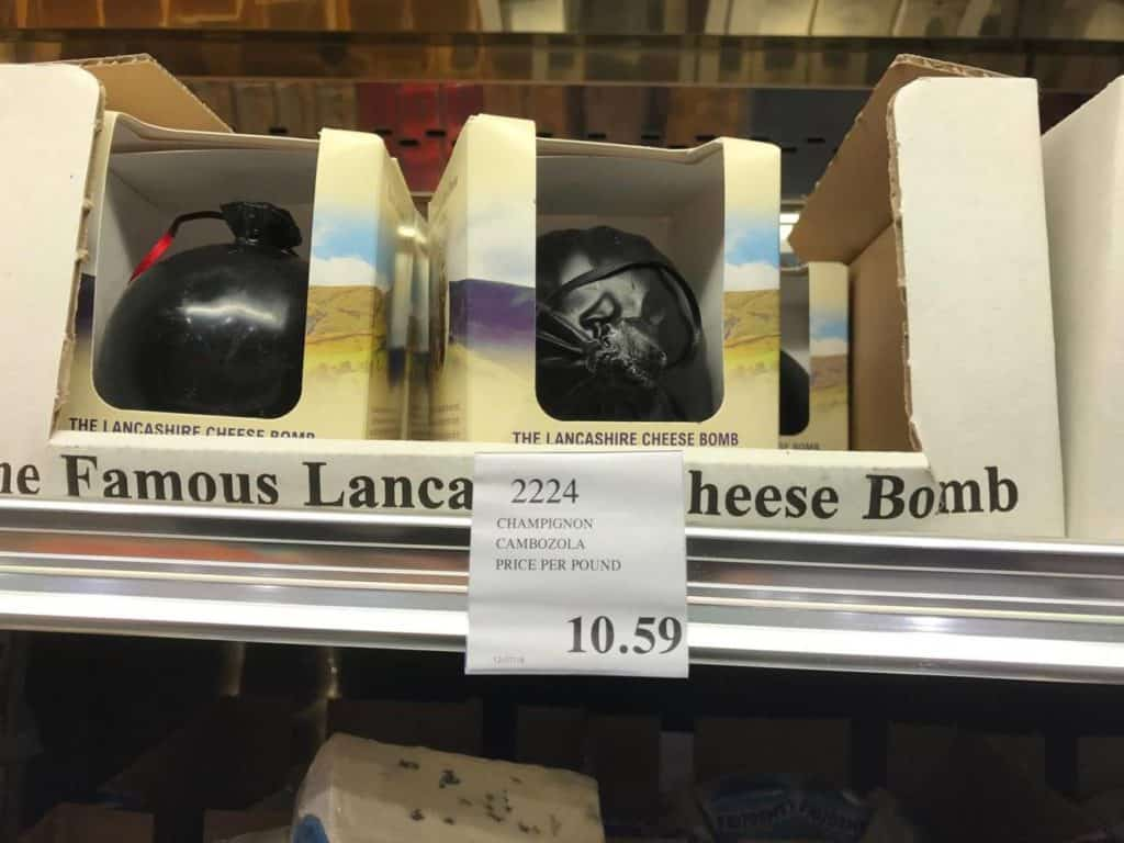 Famous Cheese Bomb