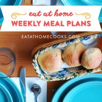 Eat at Home: Affordable Online Weekly Meal Plan Service