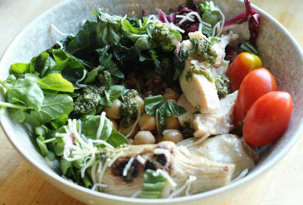 Italian Lunch Bowl