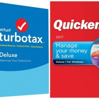 Amazon: TurboTax Deluxe 2016 (Federal + State) for $39.86 (Includes Quicken 1-Year Trial)