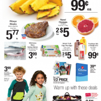 Fred Meyer Weekly Coupon Deals 1/8 – 1/14: $0.99 Pineapples + MORE!