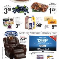 Fred Meyer Weekly Coupon Deals 1/22 – 1/28: $2.99/lb Petite Sirloin Steaks & More!