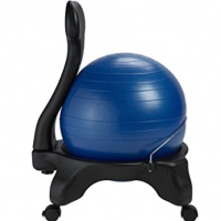 Amazon: Gaiam Balance Ball Chairs, $54.99 (reg. $79.98) – lowest price, 1/4 only