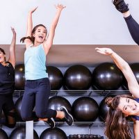 FREE Jazzercise Dance Fitness Classes for Girls Ages 16-21
